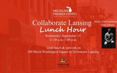 Collaborate Lansing Lunch Hour
